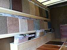 Carpet Flooring Samples